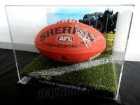 ✺Signed✺ PATRICK DANGERFIELD Football PROOF COA Geelong Cats 2020 Jumper AFL