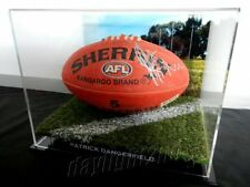 ✺Signed✺ PATRICK DANGERFIELD Football PROOF COA Geelong Cats 2018 Guernsey