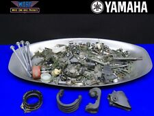 2002 Yamaha YZ250F Hardware Nuts and Bolts Chain Roller Intake Boot Parts Lot