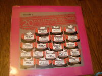 20 Collector's Records Of The 50's & 60's LP various SEALED
