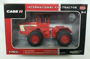 International 4366 4wd Turbo Articulating Tractor Authentic Detailing 1/32 Ertl
