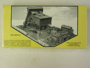 Fine Scale Miniatures - Bartholow Coal Co. - Jewel kit #9 - HO scale