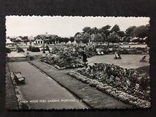 RP Vintage Postcard - Sussex #83 - Beach House Park Gardens, Worthing - 1960