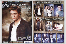 TWILIGHT Series City magazine issue 4 EDWARD CULLEN Robert Pattinson