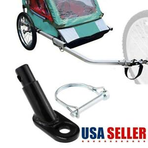 For InStep Schwinn Bike Bicycle Trailer Coupler Attachment Elbow Angled new