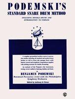 Podemski's Standard Snare Drum Method, Paperback by Podemski, Benjamin (COP),...