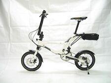 Mercedes Benz Foldingbike Fahrrad Folding Bike Bicycle, Klappbar Klapprad weiß
