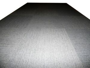 38 Pcs  Carpet Tile  24'' x 24''  Total 152 S/F Commercial Grade 100% Nylon .