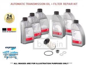 AUTOMATIC TRANSMISSION OIL with FILTER KIT for AUDI A3 8V1, 8VK 2.0 TDI 2012->on