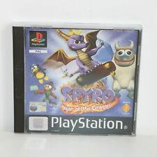 SPYRO YEAR OF THE DRAGON - BLACK LABEL - SONY PLAYSTATION PSONE PS1 GAME - MINT