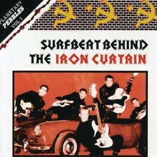 SURFBEAT FROM BEHIND THE IRON CURTAIN VOL.1  CD NEU