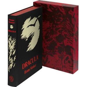 Folio Society Collectors Edition/Bram Stoker: Dracula/Angela Barrett Illustrated