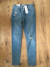 New Look Ripped, Frayed Slim, Skinny L32 Jeans for Women