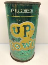 Up-Town Pre-Zip Flat Top Soda Can - 12 Fl. Oz., - Milwaukee, Wisconsin