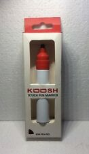 KOOSH TOUCH PEN MARKER STYLUS RED