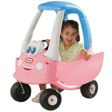 Little Tikes Princess Cozy Coupe Ride-On Girls Car Toy NEW!