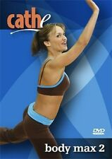 CATHE FRIEDRICH BODY MAX 2 EXERCISE STEP DVD NEW SEALED WORKOUT FITNESS AEROBICS
