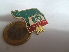 PIN'S Mac Donald Roma