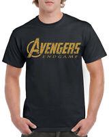 Avengers Endgame T-Shirt, Marvel Iron Man Thor Cheapest Avengers Fan Gift Top