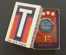 Vintage T The New Tarot for the Aquarian Age Cards Deck Game Set