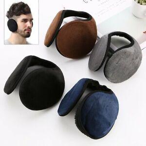 Ear Muffs Earmuffs Ear Warmer HeadBand Adjustable Ladies Men Girls Boys Winter