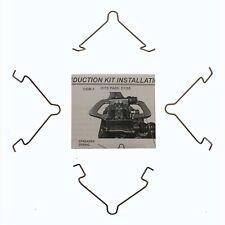 Brake Pad Drag Reduction Clip-Disc Rear Carlson 18318