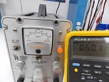 Power Designs Inc Transistorized Power Supply 0 50 Vdc 0 15 A Model 5015a