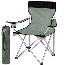 Silla de camping Pesca Silla plegable de jardín Camping Silla con Bolsa