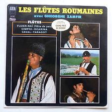GHEORGHE ZAMFIR Les flutes roumaines ARION 30 T 073