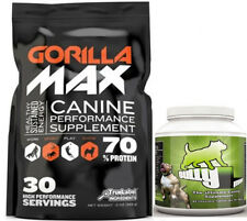 GORILLA MAX 30 DAY & BULLY MAX 60 DAY COMBO. **AUTHORIZED SELLER**