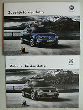 Prospekt Volkswagen VW Jetta Zubehör, 2.2014, 60 Seiten + Preisliste