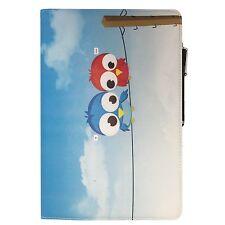 CHUWI eBook - Tablet PC Schutzhülle Tasche - Eulen 2 10.1 Zoll 360°