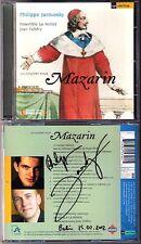 Philippe JAROUSSKY Signiert MAZARIN Cazzatti Frescobaldi Monteverdi Rossi CD