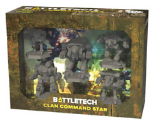 Battletech Clan Command Star Catalyst Dire Wolf Summoner Stormcrow Mist Lynx Cat