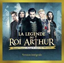 CD de musique en coffret comédie musicale pour chanson française