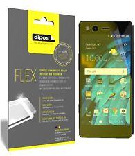 3x ZTE axon m protector de pantalla cobertura 100 Láminas protectoras Dipos