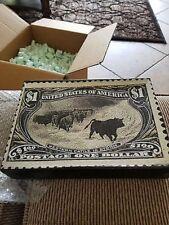RARE  SCOTT # 292 Stamp Design   ORIGINAL by Steve Kaufman  #XP1.25FG