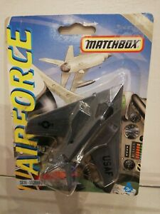 Matchbox Air force SB36 Lockheed F117A (Stealth)