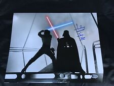 Dave Prowse signed Star Wars Darth Vader 11x14 autographed photo Beckett D03535