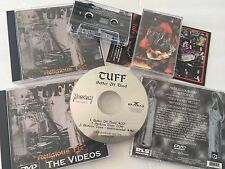 TUFF super rare Radio Single, includes copies of Religious Fix on CD and DVD