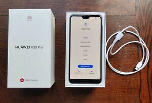 Huawei P20 Pro CLT-L09C - 128GB - Midnight Blue (Unlocked) (Single Sim)