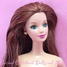 Barbie MACKIE FACE REDHEAD TNT Red Copper Hair Blue Eyes Doll S10