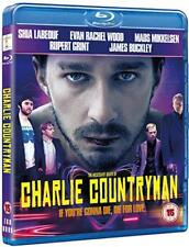 The Necessary Death Of Charlie Countryman [Blu-ray], DVD | 5017239152344 | New
