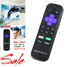 New Original Oem Hisense Roku Tv Remote with Tv Power button & Volume Control Us
