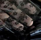 Vogue Lace Flower Pattern Nail Art Transfer Foil Sticker Toenails Tips Decor