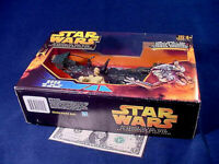 Hasbro STAR WARS Episode 3 Boga With Obi Wan Kenobi with Rearing Attack Action