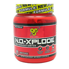 BSN N.O. XPLODE PRE WORKOUT IGNITER 30 SERVINGS DISCOUNTED LOW PRICE BRAND NEW