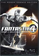 Fantastic Four: Rise of the Silver Surfer  DVD Ioan Gruffudd, Jessica Alba, Chri