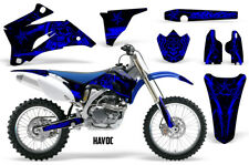 Yamaha YZF250 YZF450 Graphics Kit MX Wrap Dirt Bike Decal Stickers 06-09 HAVOC U