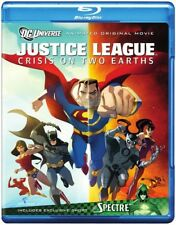 Justice League: Crisis on Two Earths [New Blu-ray] Special Ed, Subtitl